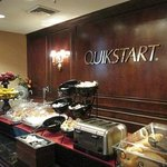 "The breakfast ""Quickstart"""