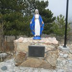                    Shrine to Mary