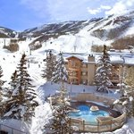 A true Ski-in Ski-out property at Park City Mountain Resort