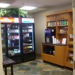 On-Site Convenience Store, Candlewood Suites Santa Maria California