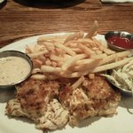 Crab Cakes at the Blue Ridge Grill