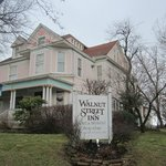                    lovely Walnut Street Inn