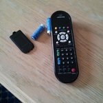 Remote was Unfunctional