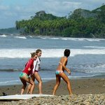 Dominical Surf Lessons