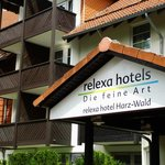  relexa hotel Braunlage Haupteingang