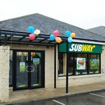 Sale day at Subway Guiseley