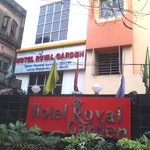 Photo de Hotel Royal Garden