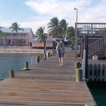 Pier at the Beach Resort