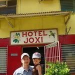 Front of Hotel Joxi