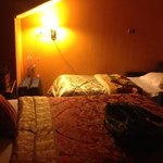                    room all set for us when we arrived at 3am