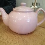 Pink Teapot! Tea for Two!