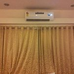 AC unit of executive room