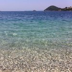 crystal clear water panormas