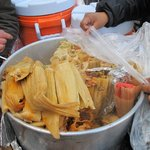 fresh tamales in jackson heights