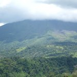 view if Arenal Volcano