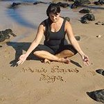 Maui Beach Yoga