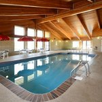 Indoor Heated Swimming Pool, Whirlpool & Sauna