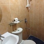                    toilet and shower room
