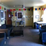 Common Room at Noon