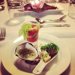 oysters 3 ways