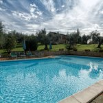 Agriturismo Montalbino - The swimming pool