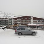                   Top hotel aan de piste