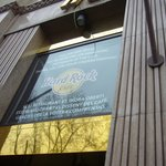  Hard rock caff ridotto per restauri