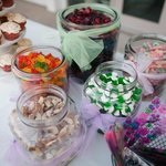                                      candy bar