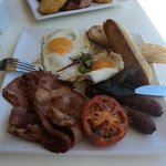 The full Breakfast (The Hangover) VERY OVER PRICED $20