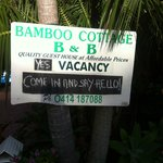 Foto van Bamboo Cottage B&B