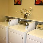  On-Site Laundry Room