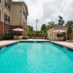  CountryInn&amp;Suites Pineville Pool