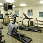  On-Site Fitness Facility