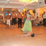 belly dancer entertainment