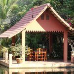 Private Gazebo Dining