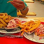 Good size portions, delicious seaside fare!