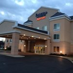 Fairfield Inn & Suites Lock Haven resmi