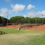 Photo de El Tennis Pinamar