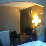 Foto de Comfort Suites Las Colinas Center