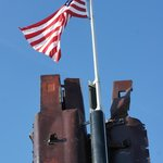 911 World Trade Center Memorial in Kennewick WA