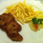                    wienerschnitzel