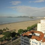                    Vista do nosso apartamento, super luxo.