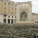  L anfiteatro romano di Lecce.