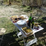                    Picnic in the Atlas