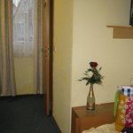 Right Side of room - door on R is to bathroom