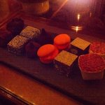 Gorgeous Petit Fours with Tea/Coffee