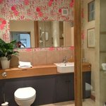                                      Warm, Clean homely bathroom
