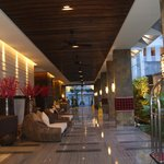  lobby/entrance hall