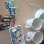 Only 2 tea bags lol