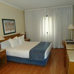                    Quarto do hotel